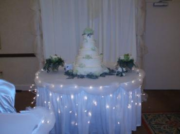 Cake and Cake Table
