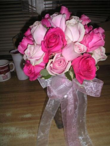 Pink Rose Delight