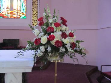 Church Arrangement