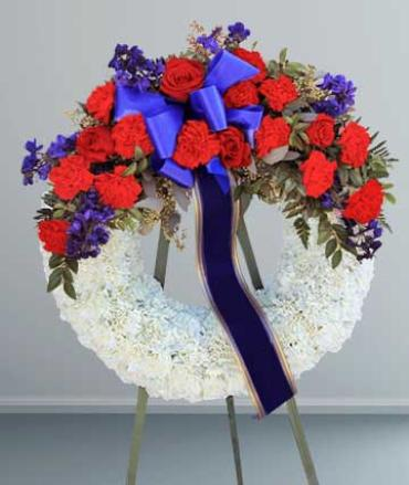 VETERAN\'S WREATH