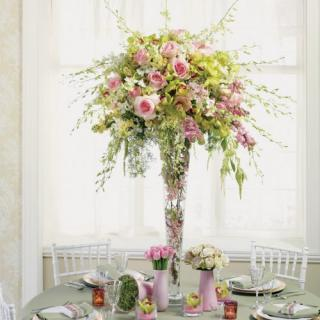 Stately Centerpiece