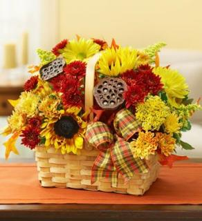 Basket of Autumn